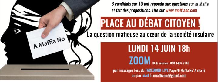 Les réponses des candidats aux 7 questions sur la mafia
