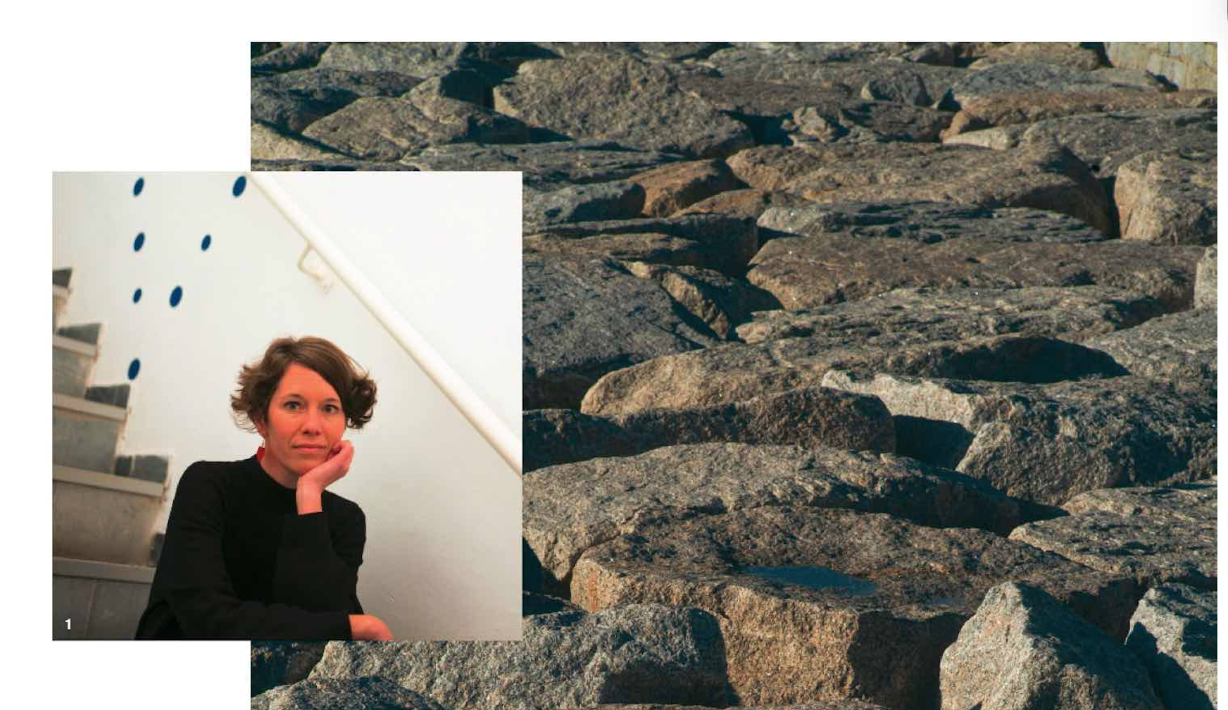 """Vannina Bernard Leoni, fait partie de ces femmes qui """"ne veulent plus vivre dans la peur sur l'île où elles sont nées""""."""