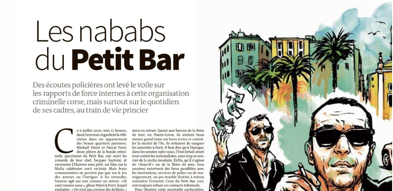Les Nababs du Petit Bar