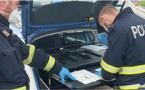 Vaste opération anti-mafia en Italie et en Suisse