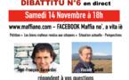 Dibattitu N°6, posez vos questions à Jean-François Bernardini et Vincent Carlotti
