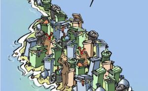 Crise des déchets sous fond de tension mafieuse