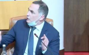 Intervention de Gilles Simeoni lors de l'examen du rapport de la CDC